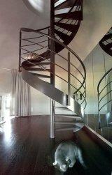 מגדל מים הופך לדירה יוקרתית בבלגיה