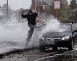 תמונות הוריקן סנדי 2012