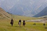 נופים של מרכז אסיה