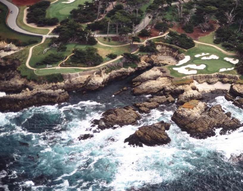 מסלולי גולף