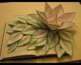 פיסול בספרים ובעיסת נייר