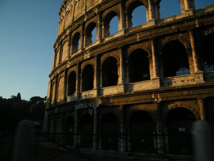 הקוליסאום ברומא