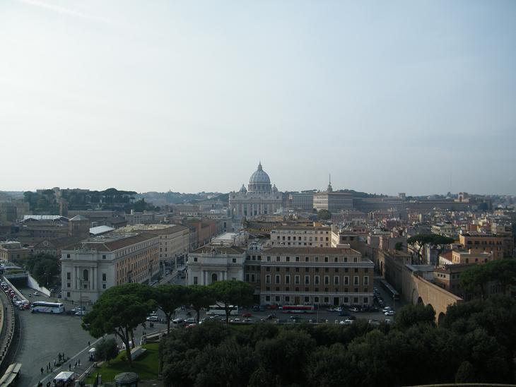 מבט על רומא