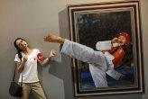 ציורי 3D מצחיקים - מצגת תמונות
