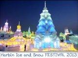 פסטיבל הקרח בחרבין 2013