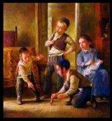אוצר ציורים מחיי היהודים בארופה