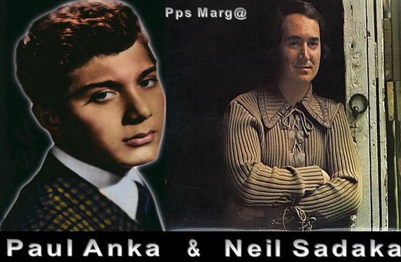 Neil Sedaka & Paul Anka