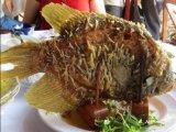 מאכלים בשוק בויאטנם