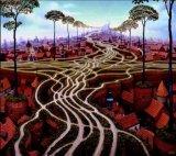 ציורים של האומן  Jacek Yerka