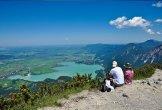 הרי האלפים, עמקים ואגמים במדינת בוואריה