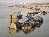 עירות וכפרים הצפים על המים