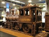 רכבת משוקולד