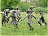 פארק בנסון לפסלים בקולורדו