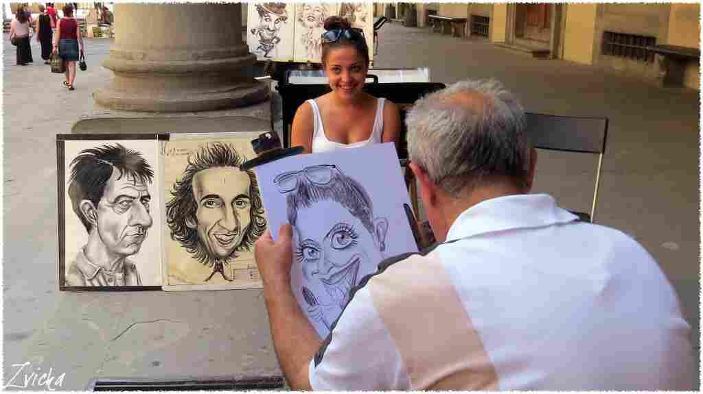 יום באיטליה פירנצה   Italy Firenze