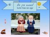לאהבה אין גיל