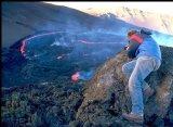 התפרצות הר געש בסיציליה