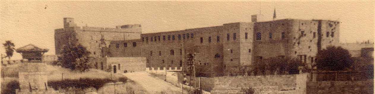 כלא עכו - המצודה - ויושביו