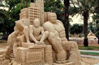 אגדות בחול