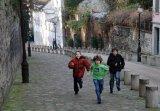 רחובות ומדרגות של מונמארטר