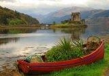 טבע וטירות של סקוטלנד