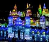 סין אמנות שלג בחרבין  2014