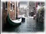 ונציה בשלג