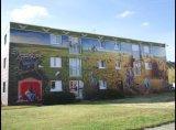 ציורי קיר על בתים