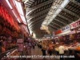 השווקים המדהימים של העיר ולנסיה