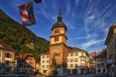 Beautiful views of Switzerland