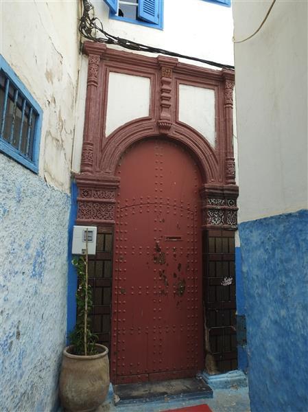 מרוקו-רבאט - קסבת אלעודיה