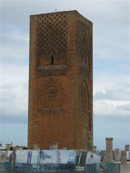 מסע במרוקו-היום השנימאוזולאום מוחמד החמישי