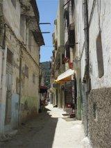 מסע במרוקו-היום השני-מרבאט לאסג'ן-בדרך לשפשואן