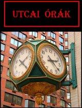 שעוני רחוב יפים מרחבי העולם