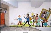 ציורי קיר בבריסל