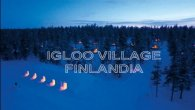 כפר איגלו בפינלנד