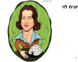 ידוענים בישראל - קריקטורות