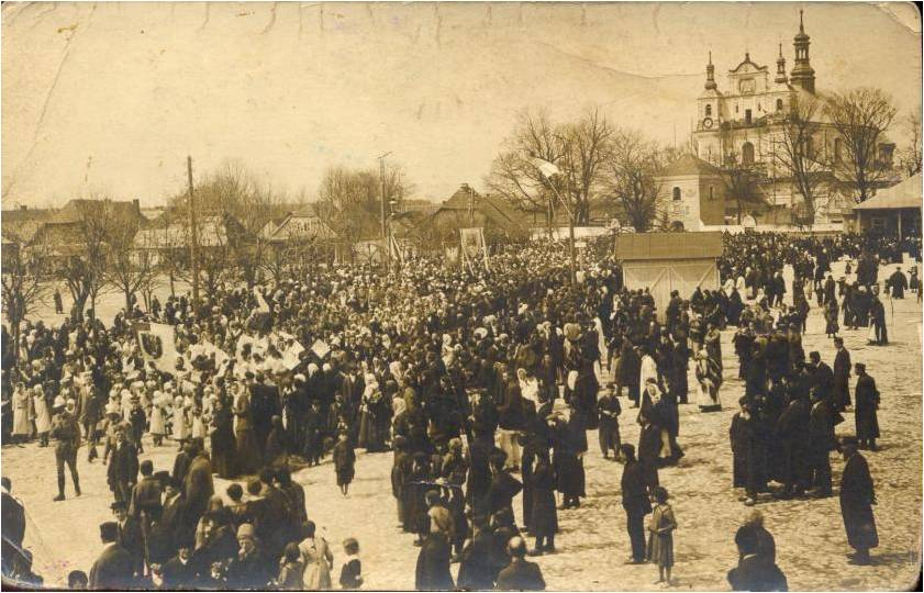 """מצגת על העיירה יאנוב-לובלסקי  2014- המצגת נשלחה ע""""י ברברה שוורצמן מהמוזיאון של ינוב"""