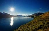 נופים מדהימים של ניו זילנד