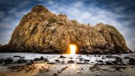 נופים וטבע של קליפורניה