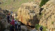 בקעת הירדן: נחל תלכיד – נחל פיראן – מאגר תרצה – אנדרטת הבקעה