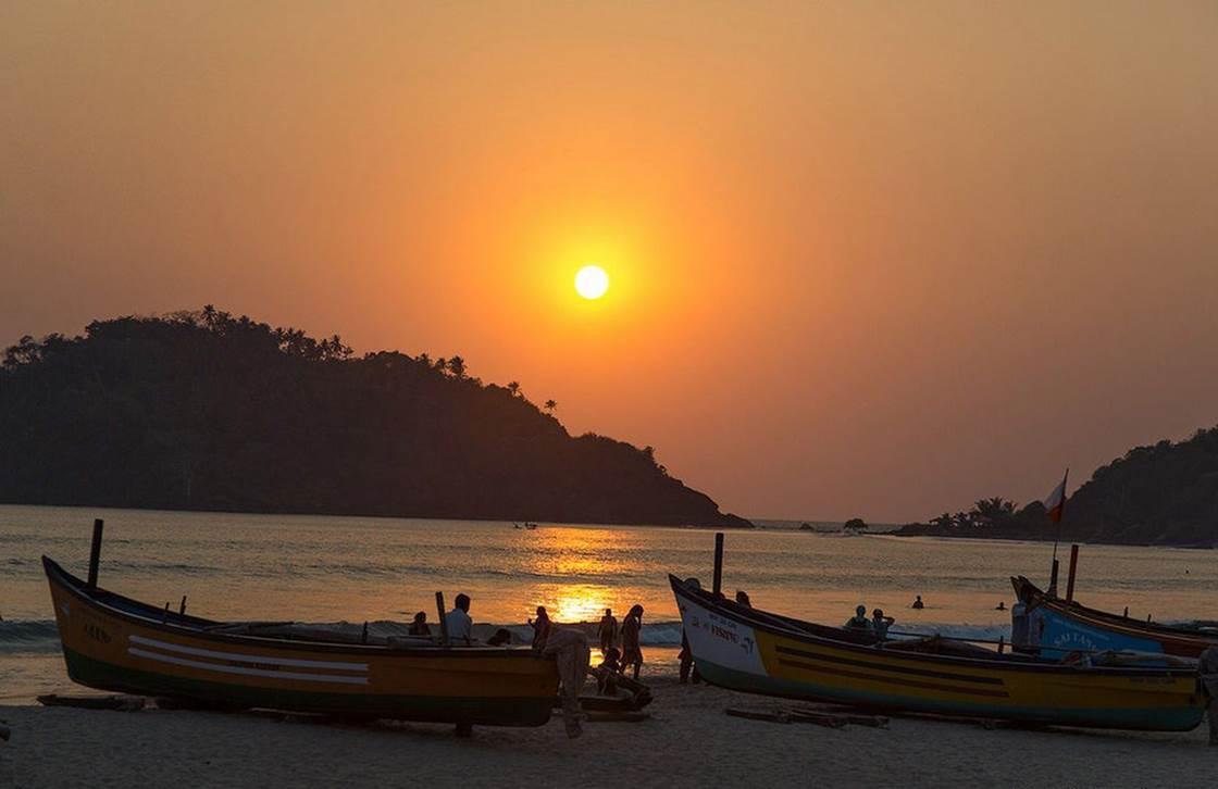 גואה היא אחת המדינות הקטנות והנעימות של הודו