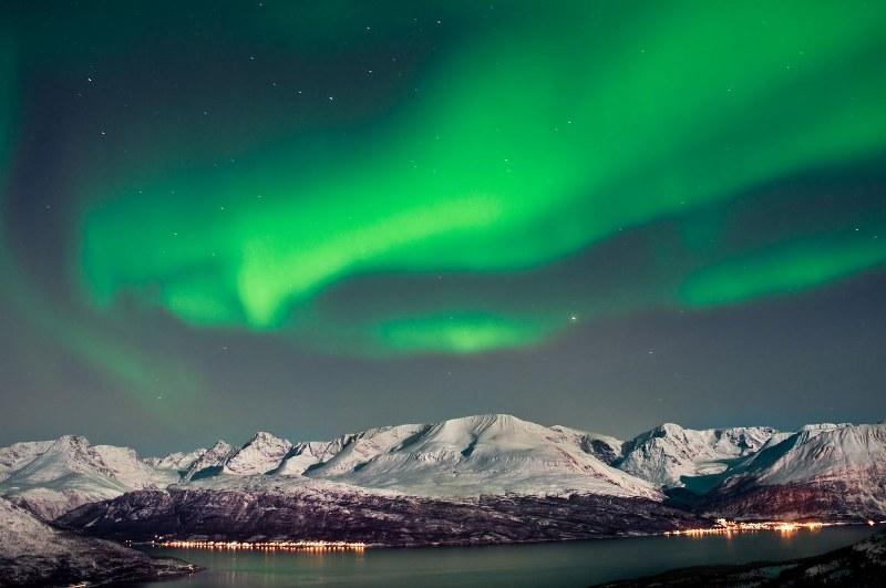 חגיגת אורות בצפון