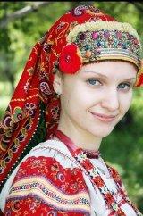 לבוש רוסי מסורתי