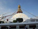 03 - נפאל-הודו 2014 - קטמנדו - בודהאנאט-הסטופה הכי גדולה -