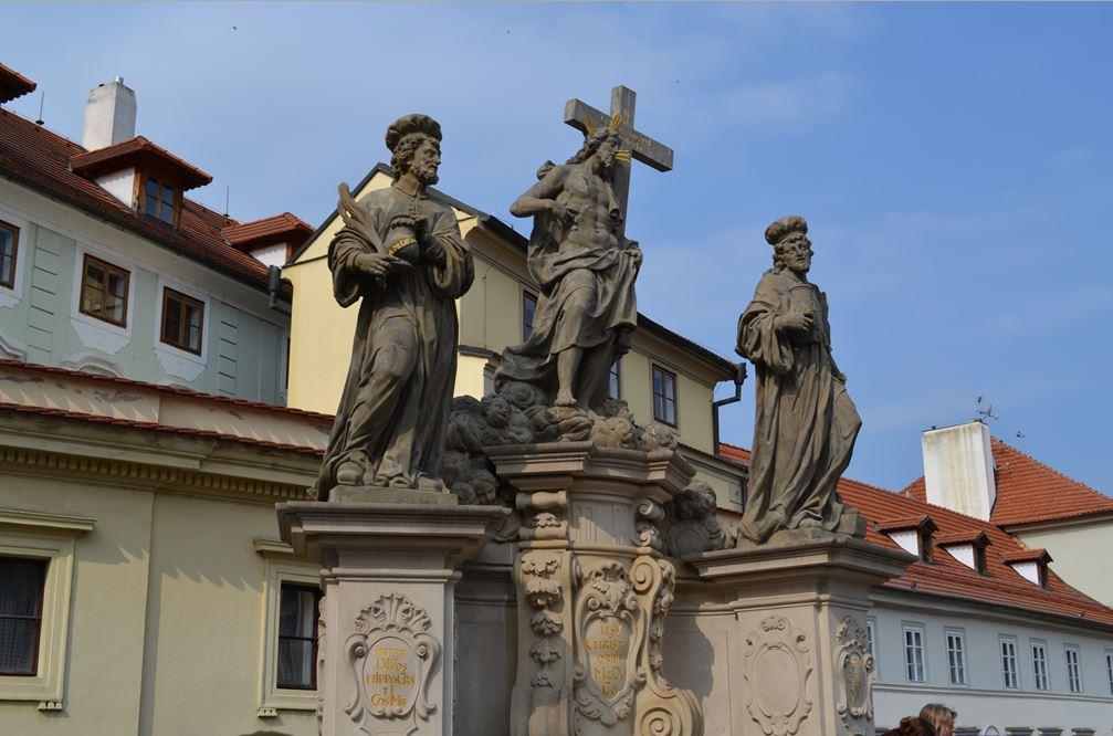 סיור בבירת צ`כיה היפה