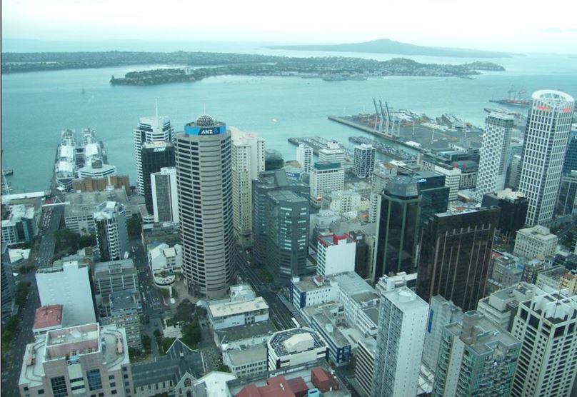 ניו-זילנד, אוקלנד