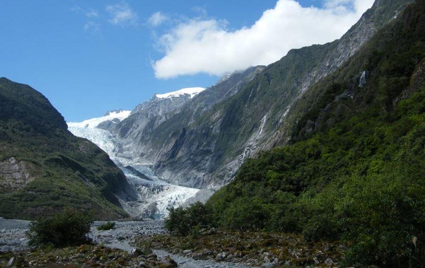 ניו זילנד, קרחון פרנץ-יוזף