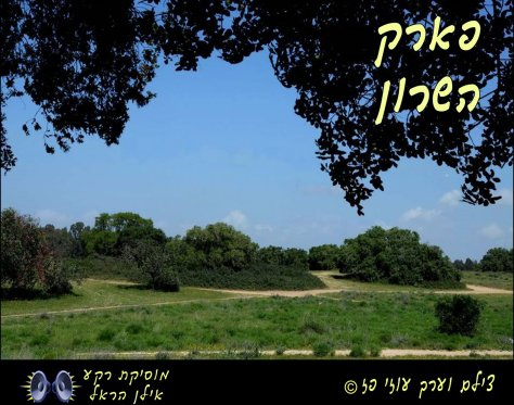 שמורת טבע - פארק השרון