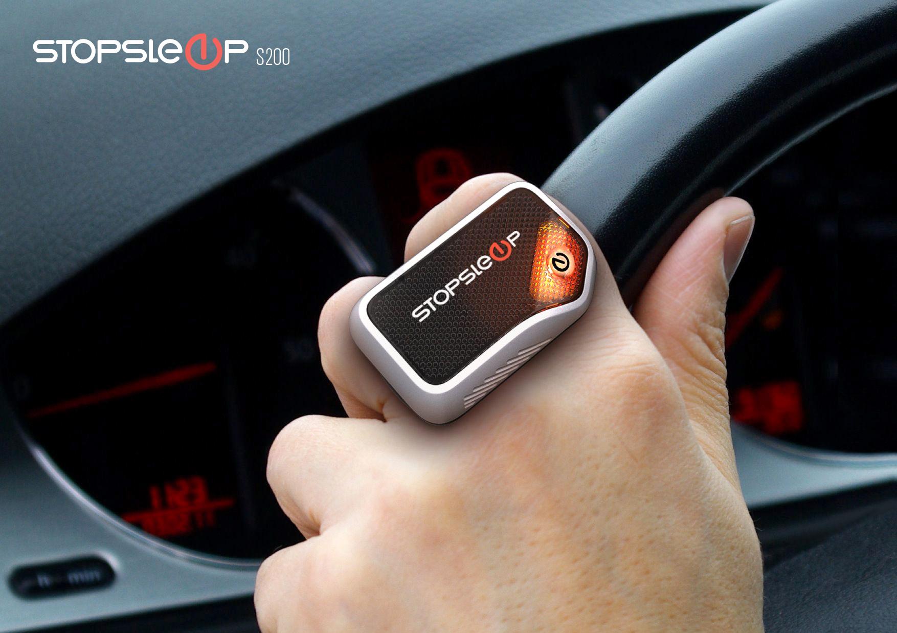 מניעת תאונות עייפות הנהג   STOPSLEEP