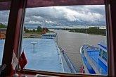 נופים בין סנט פטרבורג למוסקבה